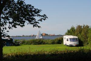 Watersportcamping Ykema Sandfirden