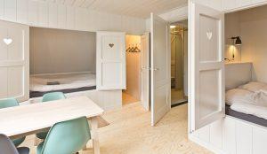 Bedstee Hotel Marenland Winsum