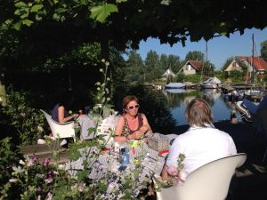 Luxe Bed and Breakfast Villa Envie Terherne