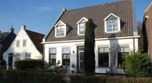 de Salon op Schiermonnikoog