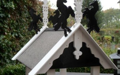 Friese Vogelhuisjes Sint Nicolaasga