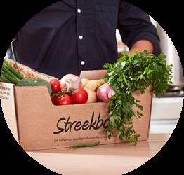 Streekbox streekproducten o.a. uit Drenthe