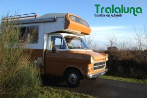 Tralaluna Casita on Wheels Mantinge
