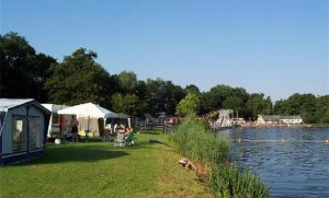 Camping en natuurbad Engelbert