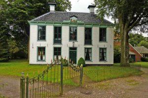 Landhuis Kippenburg Oudemirdum