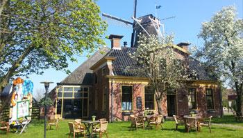 Restaurant Abrahams Mosterdmakerij Eenrum
