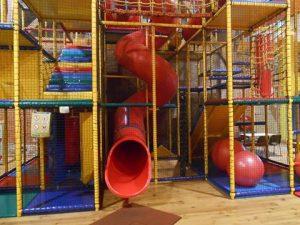 Indoor speelparadijs De Leeuwenborg Nieuw Scheemda