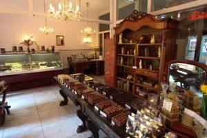 Chocolade atelier La Bonbonnière Groningen