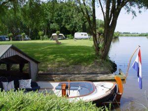 Natuurcamping Landgoed Wilgenheerd Wehe-den Hoorn