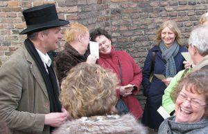 Beleef een Storytrail in Groningen