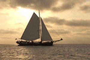 Klipper Najade Zeilen Oostzee en de Waddenzee
