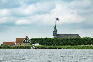 Trouwen in het Kerkje van Sandfirden