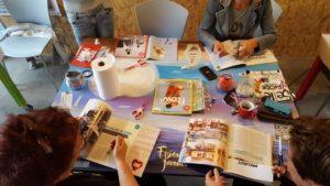 L'aurarts Workshops en weekenden Emmer-Copmpascuum