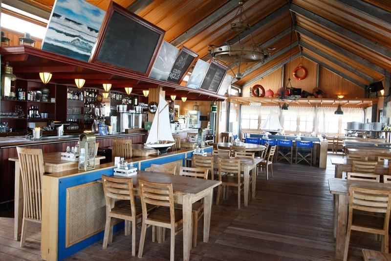 strandpaviljoen 't badhuys vlieland - natuurlijk noorden