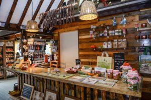 De Boerderijwinkel van Hoeve Vrij & Blij Texel