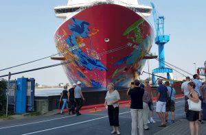Rondleiding Meyer Werft Papenburg