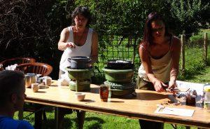 Workshops van de Zonneakker Westermden