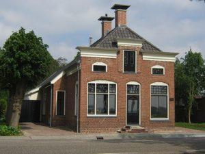 Het Vervenershuis Valthermond