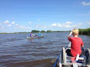 Een kano-avontuur over het water van de mooie provincie Groningen