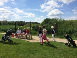 SingleGolfers.nl golfdagen in Drenthe