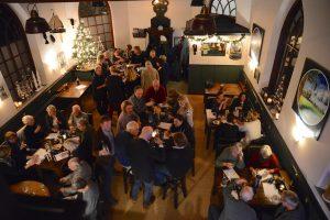 Kerk Restaurant 't Ponkje Woudsend