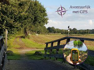 Avontuurlijk met GPS in Drenthe
