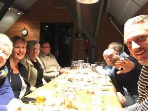 Vergaderen bij Brouwerij Westerwolde