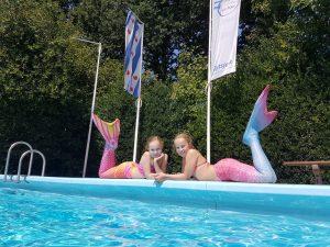 Mermaid Sisters Zeemeerminstaarten