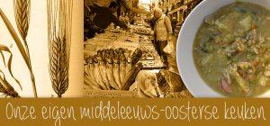 Workshop Onze eigen middeleeuws-oosterse keuken Moddergat