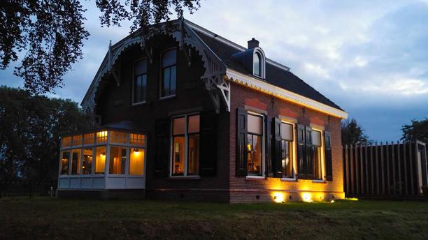 restaurant de sluiswachter dieverbrug natuurlijk noorden. Black Bedroom Furniture Sets. Home Design Ideas