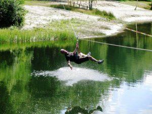 Klimpark & Outdoor Belevingspark Joytime Grolloo