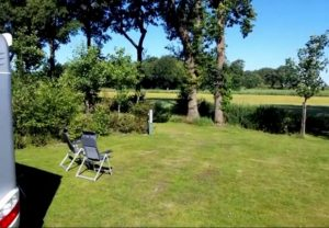 Mooie camperplaatsen in Groningen