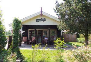 Vakantiehuis 't Pompeblêdsje in Terherne