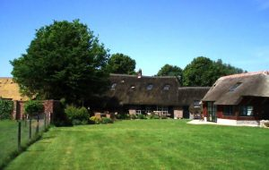 Bed and breakfast Stee en Stoede Gasteren