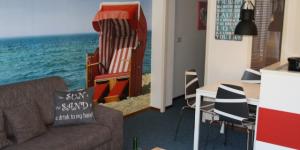Leuke wadden appartementen op alle eilanden