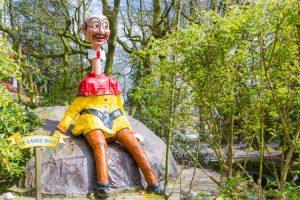 Het Sprookjeshof van Drenthe in Zuidlaren