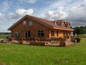 Rust en Ruimte Lodge voor familie groepen en lagere scholen in Klijndijk