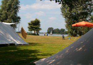 De Koevoet een heerlijke fijne camping aan het water