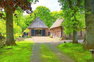 Landgoed d' Oldenbanningstee Drenthe