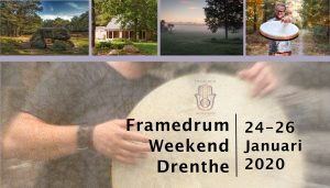 Framedrum weekend in Drenthe
