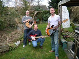 Guitars Recycled uniek in Assen en Nederland