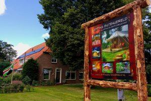 Buitenwereld een fantastische B&B in Drenthe