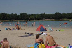 Een dagje naar het strand in Drenthe