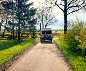 Drenthe camperreis van Cosse Camper Adventure