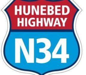 De Hunebed Highway autospeurtocht app