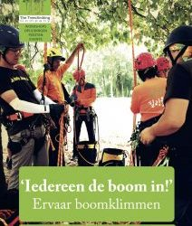 Workshop boomklimmen in Drenthe