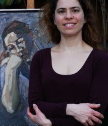 Masterclass van kunstenares Rachel Dieraert Uithuizen