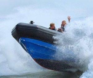 Rescueboat tochten
