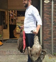 Groepsuitje met De Wilde Slager van Groningen